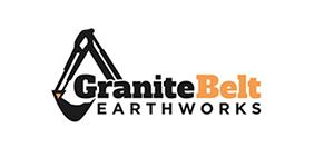Granite Belt Earthworks Logo - The Granite Belt Informer