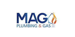 MAG Plumbing & Gas Logo - The Granite Belt Informer