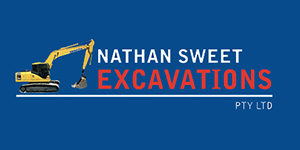 Nathan Sweet Excavations Pty Ltd  Logo - The Granite Belt Informer