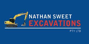 Nathan Sweet Excavations Pty Ltd  Logo - The Granite Belt Informer