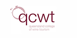 Queensland College of Wine & Tourism Logo - The Granite Belt Informer